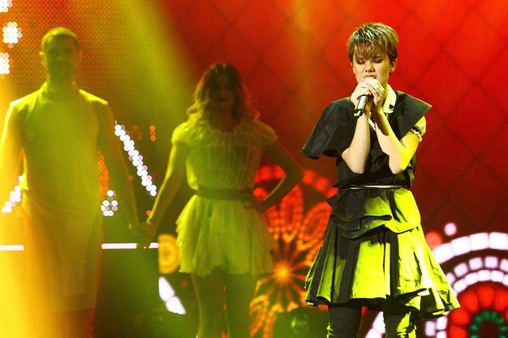 Xenia Chitoroagă, concurentul surpriză ales de public, interpretează mel...