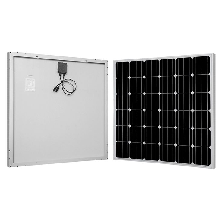 Renogy 150 Watts 12 Volts Monocrystalline Solar Panel is the key component to a system when going off the grid. These panels are equipped with MC4 leads coming from the panel, compatible with Renogy's MC4 Adaptor Kit so you can set up your system smoothly. They also have the capability of withstanding heavy snow and strong wind loads. Whether you are going camping in the mountains or taking a trip to the beach, this panel can be a great start to your Renogy off-grid system!