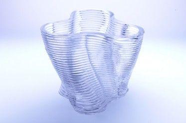 3-D Printing Breaks the Glass Barrier