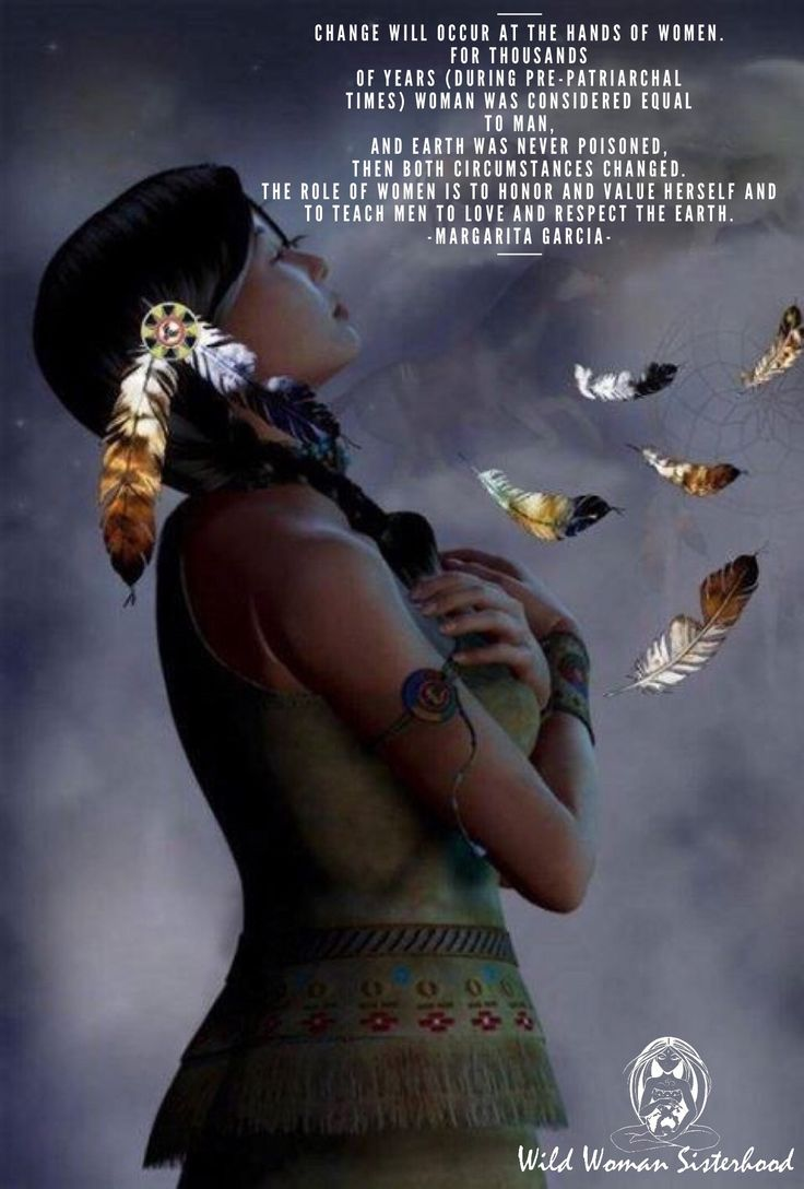 Change will occur at the hands of women. For thousands of years (during pre-patriarchal times) woman was considered equal to man, and Earth was never poisoned, then both circumstances changed. The role of women is to honor and value herself and to teach men to love and respect the Earth. -Margarita García- WILD WOMAN SISTERHOOD™ #wildwomanmedicine #wildwomansisterhood