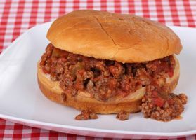 Sloppy Joes get a makeover with lean ground turkey instead of beef, plus plenty of zing from garlic, onions, peppers, tomatoes and hot sauce.