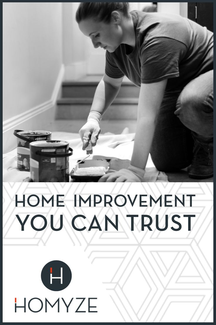 Need some home improvement but fed up of hidden costs? Homyze offers simple, up-front pricing making your life easier.