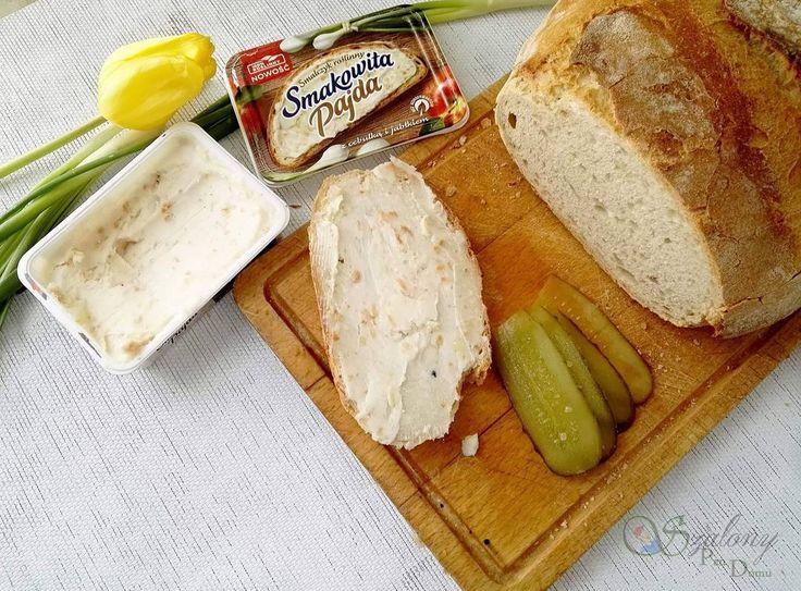 Smalczyk roślinny Smakowita Pajda jest połączeniem przyjaznych dla zdrowia naturalnych tłuszczów roślinnych i pysznych dodatków więc można go jeść bez wyrzutów sumienia ;)  #SmakowitaPajda #SmalczykRoślinny https://www.instagram.com/p/BCzjEgkRBDG/