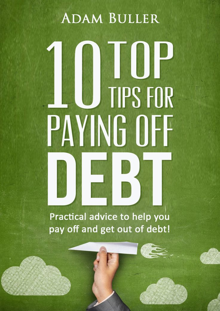 10 Top Tips for Paying Off Debt - eBook  If you are facing a mountain of debt, then the thought of paying it all off can be quite daunting and many people struggle knowing just where to start. To help you on your way, we have created this eBook guide titled '10 Top Tips for Paying Off Debt'. These basic starting points will help you to begin to pay off your debt right away and achieve the financial freedom you are so desperately seeking by becoming debt free.