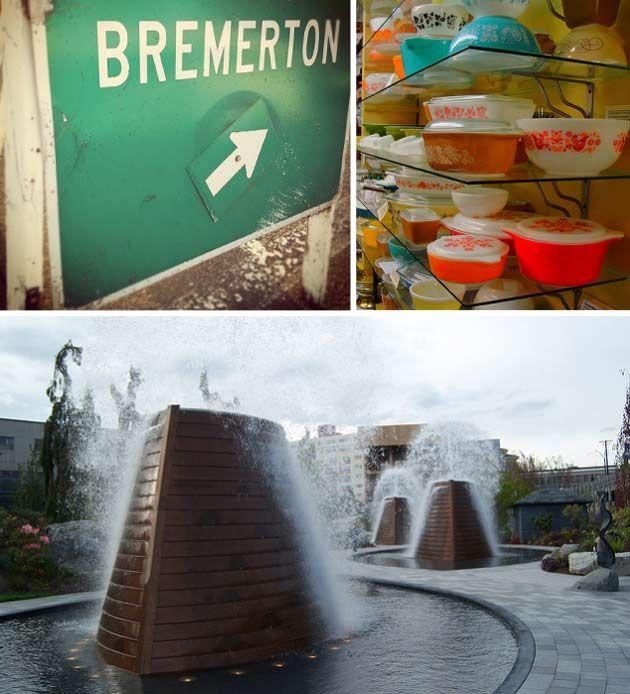 Trip Guide to Bremerton on the Kitsap Peninsula