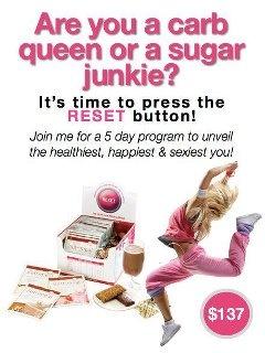 USANA Reset - the easiest and best way to get back to a healthy you!  diamondstandard.usana.com  diamondstandard@usana.com