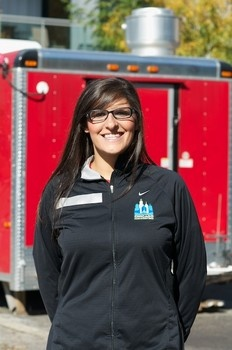 Read about Brittney Hernandez's first attempt at running a marathon at the 2012 Chicago Marathon