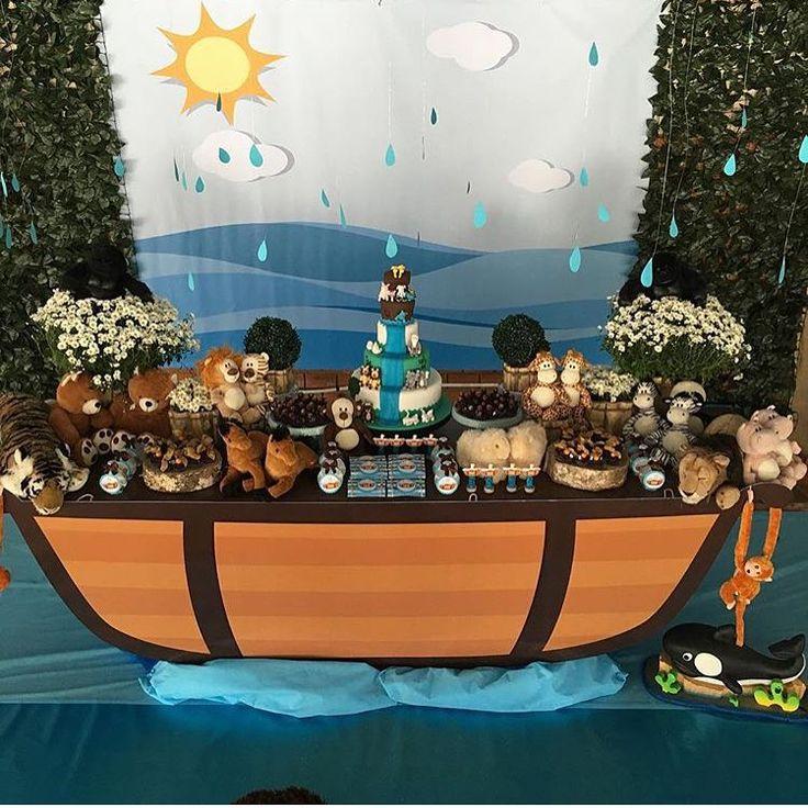 Festa Arca de Noé                                                                                                                                                                                 Mais