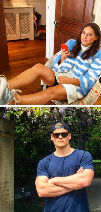 Eep. Is *this* why Made In Chelsea's Louise Thompson and Alik Alfus aren't together?