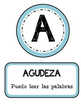 Headings CAFE Menu Board (Spanish)