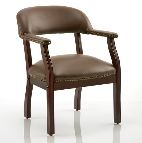 Hammersmith Leather Armchair | JB Commercial & Contract Furniture