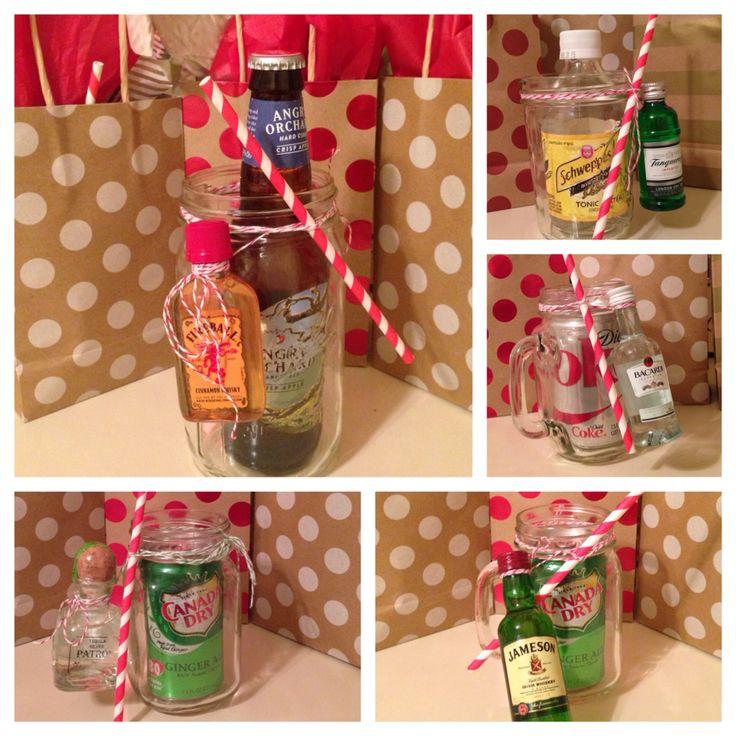 Mason Jar Holiday Gifts. Customizable, Personal, Fun, And
