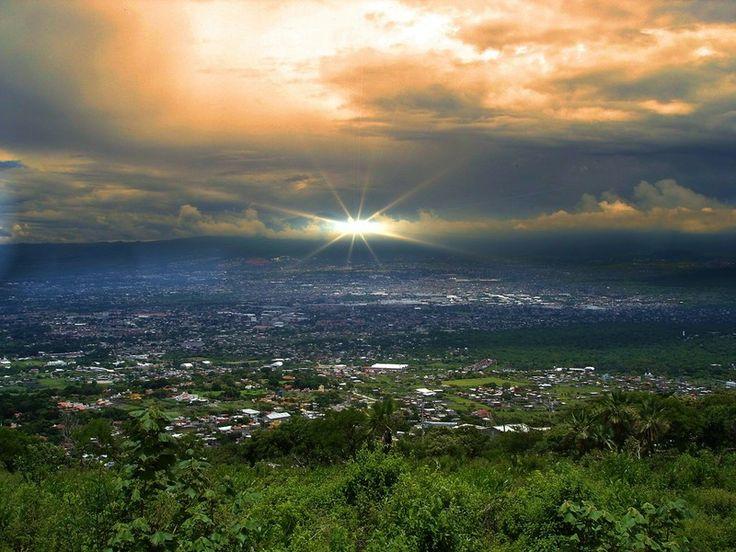 Un amanecer en Cuernavaca Morelos