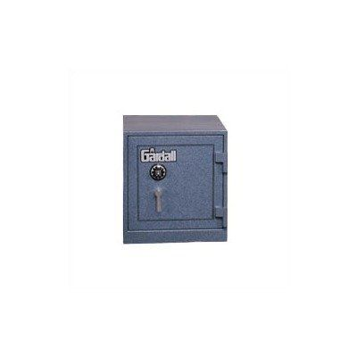 "25""H x 23.25""W Two-Hour Fire Resistant Record Safe Finish: Sandstone, Lock: Group II Combination Lock With Key Locking Dial by Gardall Safe Corporation. $1012.19. 171718/2KLD-T-C Finish: Sandstone, Lock: Group II Combination Lock With Key Locking Dial Features: -Five bolts in three directions measuring 1'' thick in diameter from door into the safe's body.-Interior has two shelves and plush carpeting to protect valuable items.-Chrome-plated handle with shear po..."