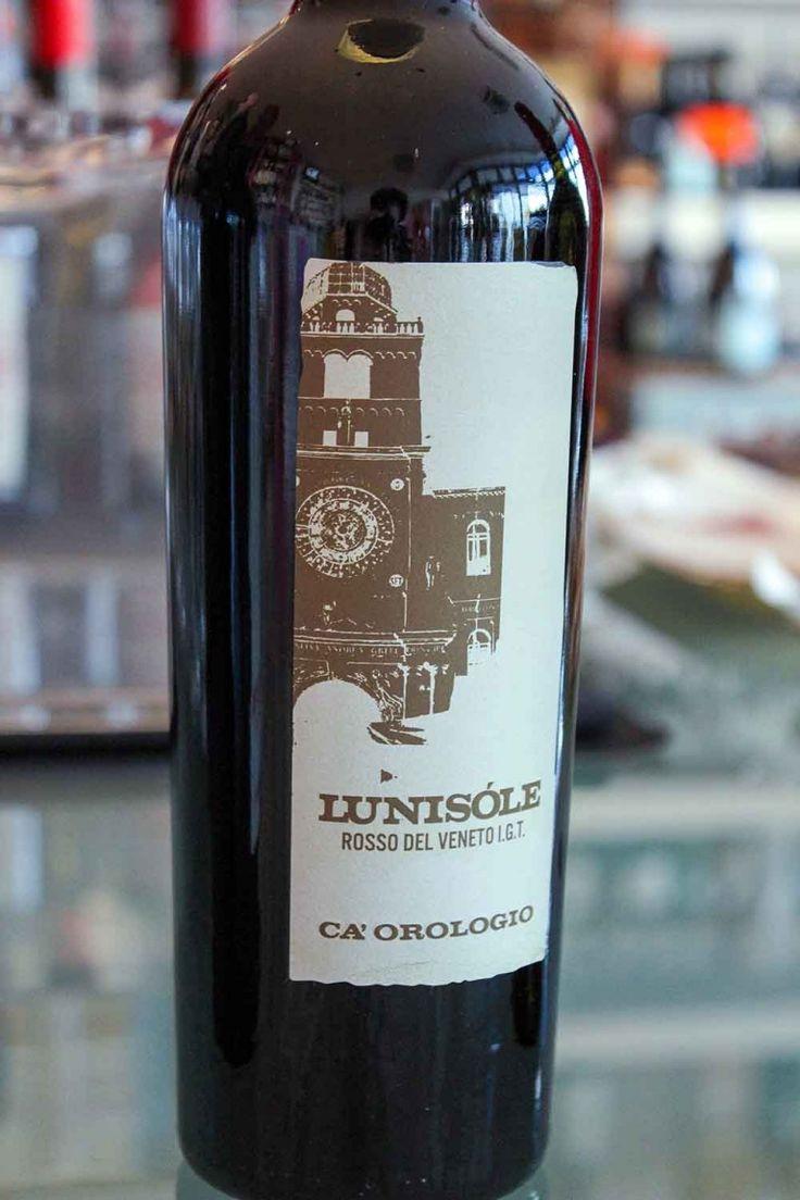 Lunisole Ca' Orologio Barbera, vino rosso per hamburger di carne di manzo