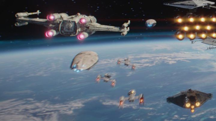 Why Star Wars Rebels Wont End with Rogue Ones Battle of Scarif  While we know at least a couple of Star Wars Rebels characters were present for the events of Rogue One: A Star Wars Story Rebels co-creator Dave Filoni cautions that we shouldnt expect to see the animated series tackle a re-telling of the events of that film from a different perspective in the final season.  An exciting inclusion in Rogue One for fans was seeing elements from Star Wars Rebels make it into the film. Chopper…