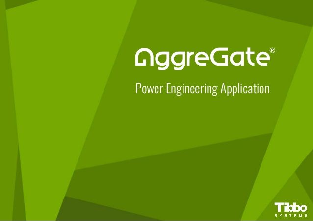 Why AggreGate is the ideal #IoTsolution for power engineering industry? We explain it in our new presentation. Enjoy viewing. https://www.slideshare.net/AggreGate1/aggregate-power-engineering-application. #PowerEngineering #IoT #IoTPlatform #InternetofThings #IIoT #IndustrialInternet
