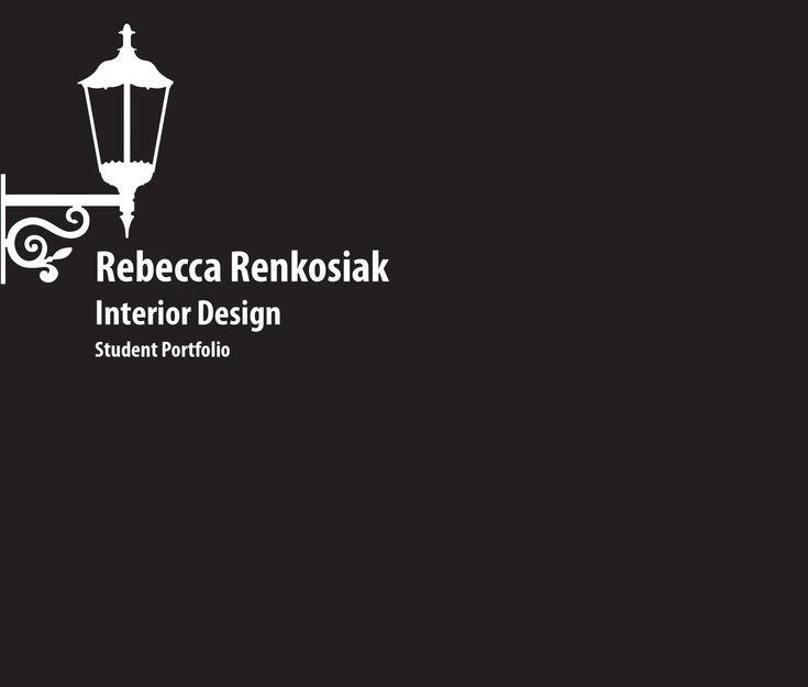22 best PORTFOLIO IDEA images on Pinterest Architecture Interior