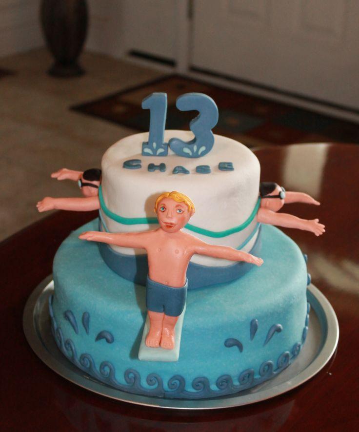 смогут торты с плаванием картинки жизни, том