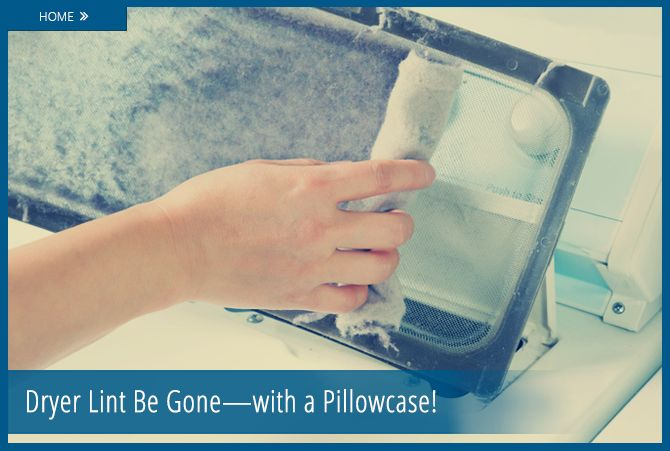 I couldn't believe how much my dryer's lint trap missed! You guys have to try this!