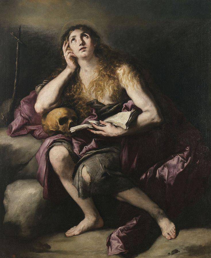 La Magdalena penitente (Luca Giordano).jpg