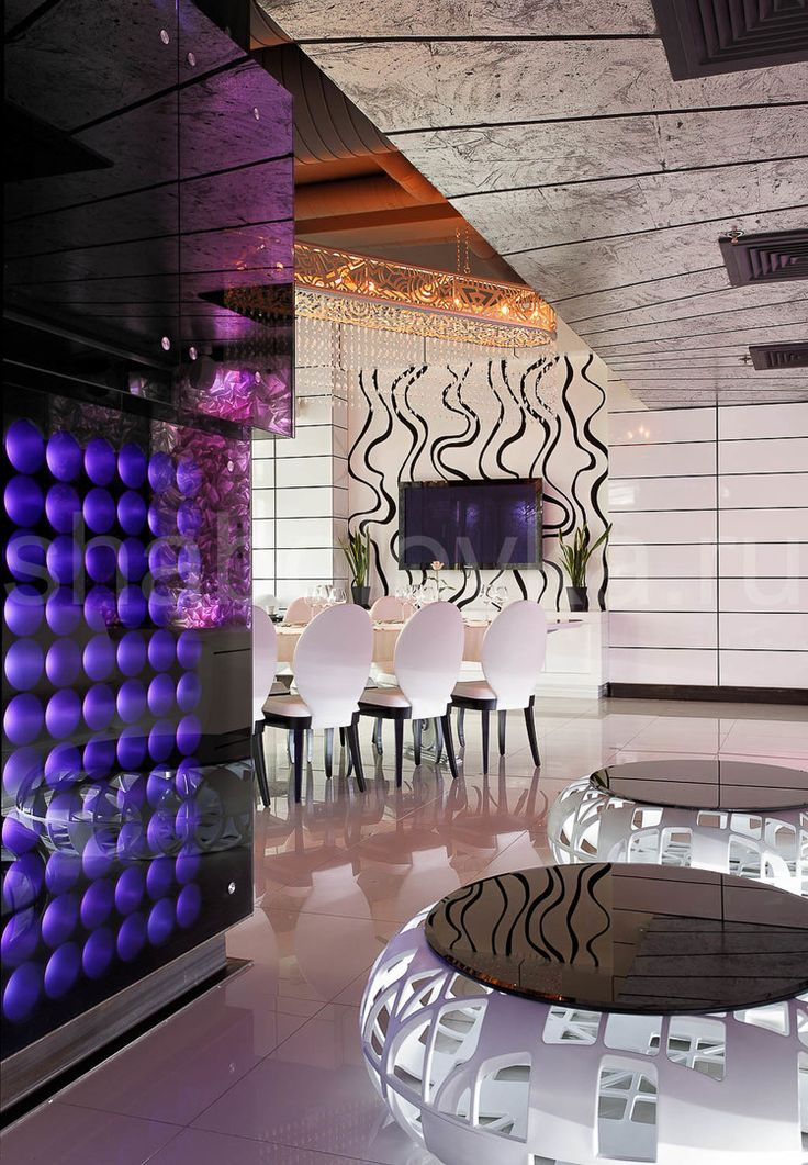 Ресторан Sky Lounge contemporary