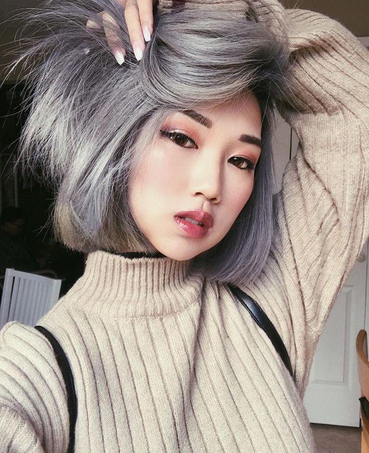 Best 25+ Korean hair color ideas on Pinterest   Natural red hair ...