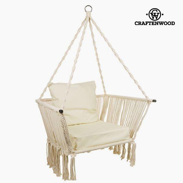 — HANGING HAMMOCK BY CRAFTENWOOD   — #hanging #hammock #by #craftenwood   –…  – Garden & Terrace