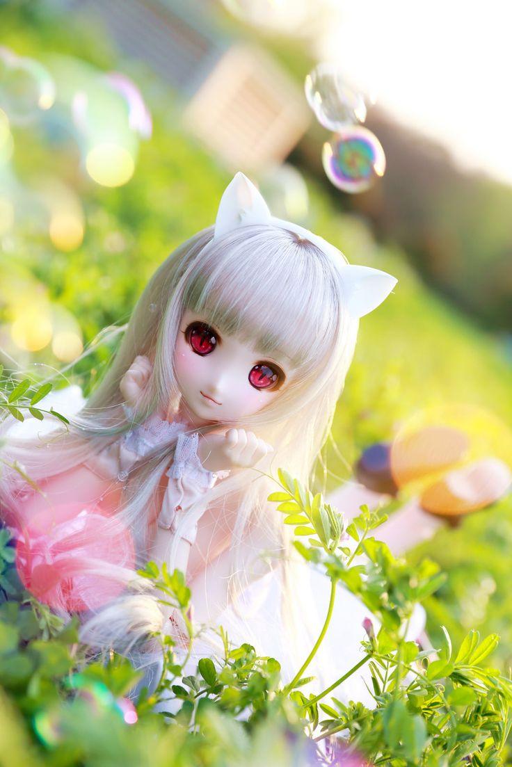 Аниме картинки куклы
