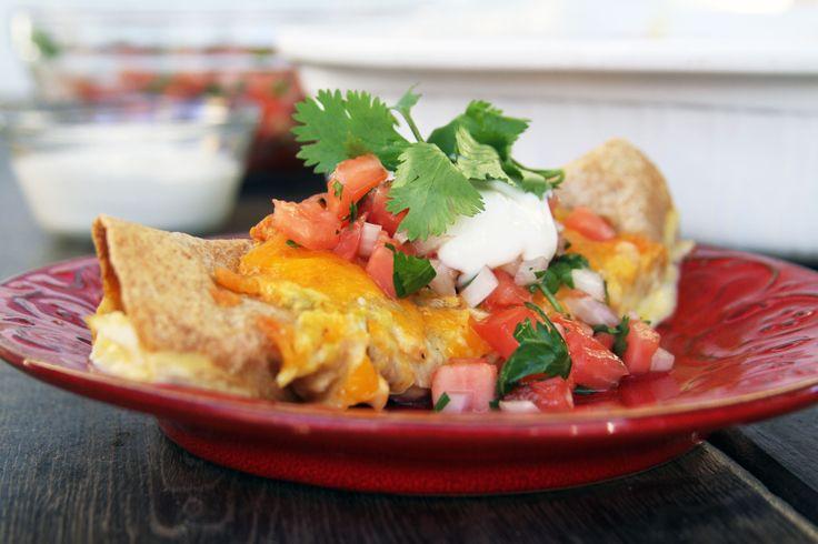 Moms Chicken Enchiladas | Recipes - Dinner - Mexican | Pinterest