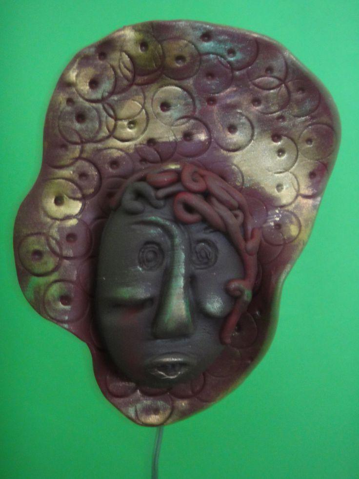 Seminario de esculturas en arcilla polimerica dictado por Laura Tabakman