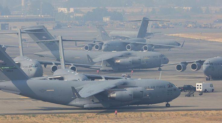 RAAF joins massive air-lift exercise