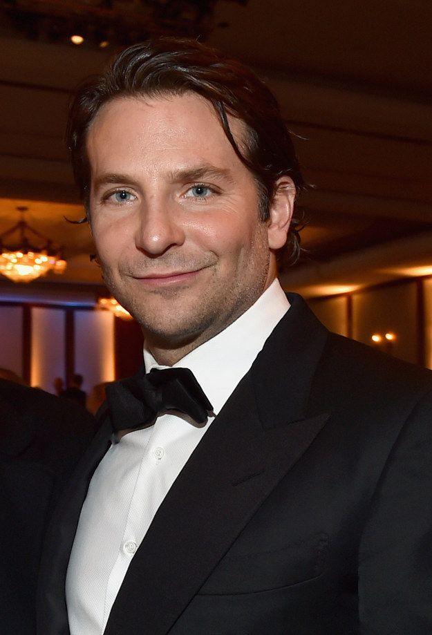 I got Bradley Cooper! Which 2015 Academy Award Nominee Are You?