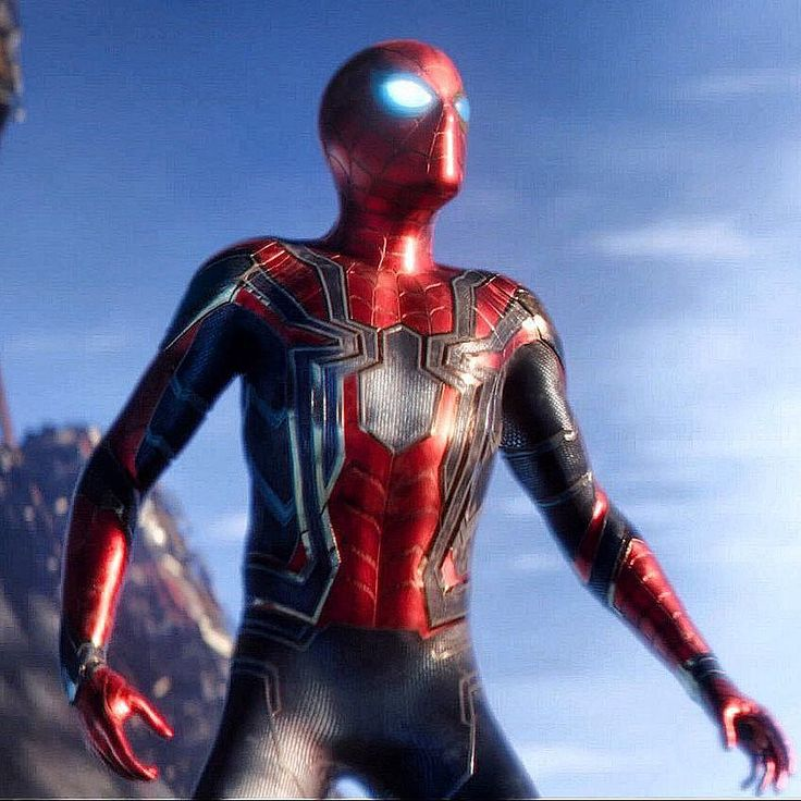 Avengers: Infinity War :Iron Spider suit