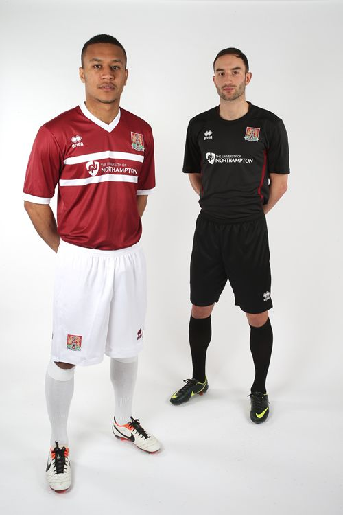 Northampton Town Football Club and the University of Northampton announce major new partnership