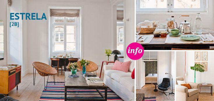 Appartements à louer à Lisbonne