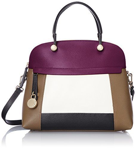 Top Handle Handbag On Sale, Orchid, Leather, 2017, one size Furla