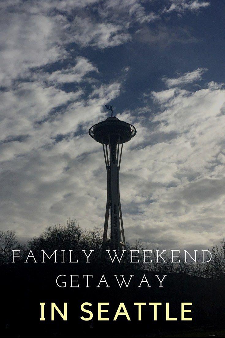 Family winter weekend getaway in seattle weekend for Best weekend getaways in winter