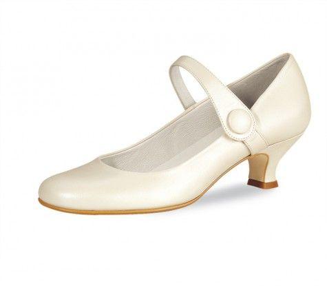 Elsa Coloured Shoes: Brautschuhe Nina Fiarucci, Modell Alison