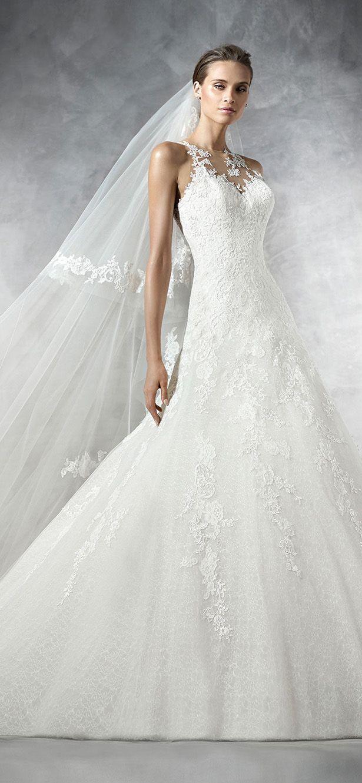 La sposa pandora wedding dress   best Weddings Galore images on Pinterest  Engagements