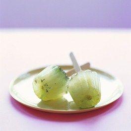 mint julep ice pops... | Recipes | Pinterest