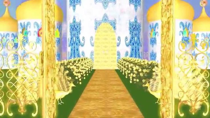Transformation of the ethereal Temples. Part 2. The Temple of God's Will