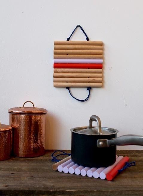 Veja as mais belas inspirações de artesanatos para a cozinha com fotos incríveis. Confira também o passo a passo para fazer o seu.