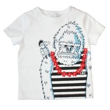 Marc Jacobs Boys Gorilla Print T-Shirt