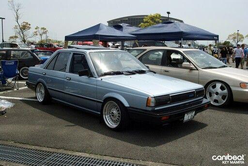 Nissan Sentra Sunny B12 | Import+Jdm | Pinterest | Nissan ...
