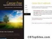 Cancer Free Cookbook - Order the Cookbook