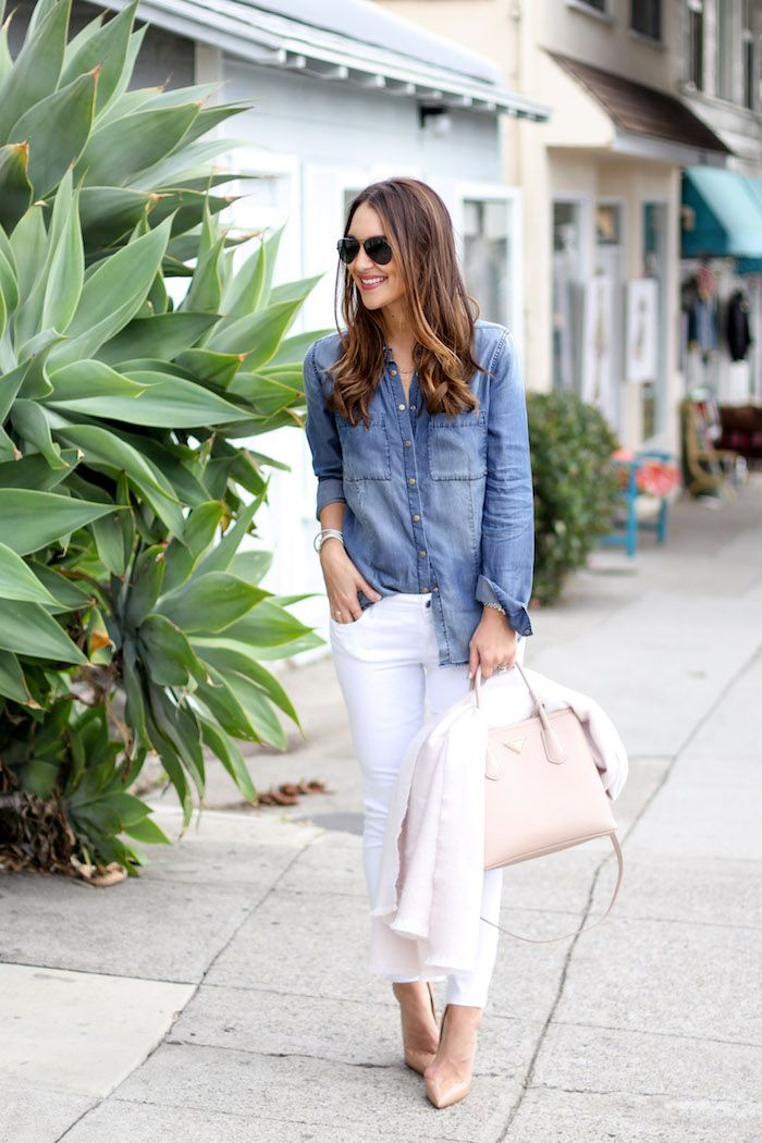 Classic Denim with @guess