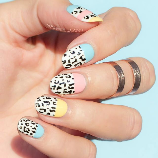 Do it yourself nail art minis rainbow brights robin moses nail art may view images best images about nail solutioingenieria Images