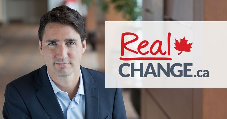 Justin Trudeau - Liberal Party of Canada