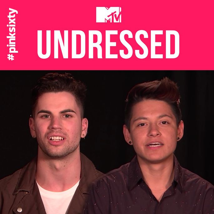 MTV Dating show features it is first trans man